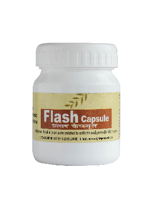 FLASH CAPSULE 30 nos container